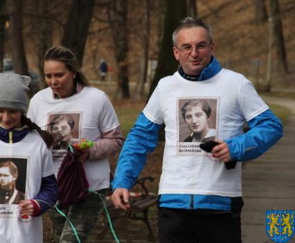 Bieg Tropem Wilczym bieg pamięci o najszlachetniejszych Polakach96