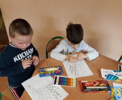 Talenty manualne naszych przedszkolaków2