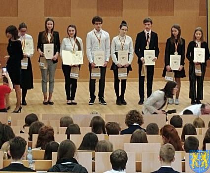 Uczennica z Kamieńca Ząbkowickiego nagrodzona3