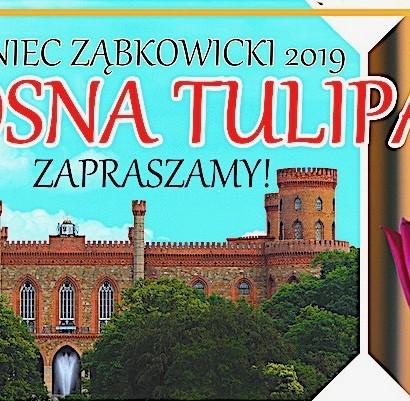 V WIOSNA TULIPANÓW zaproszenie2