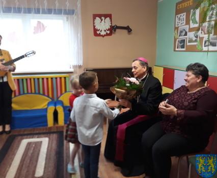 Dobra wizyta wśród przedszkolaków13