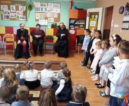 Dobra wizyta wśród przedszkolaków14