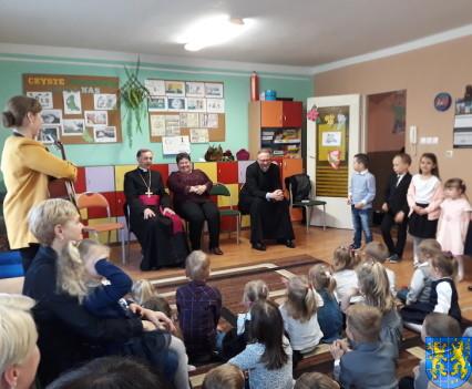 Dobra wizyta wśród przedszkolaków15
