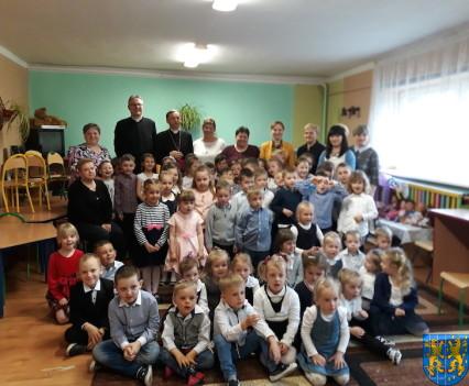Dobra wizyta wśród przedszkolaków17