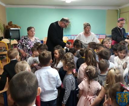 Dobra wizyta wśród przedszkolaków18