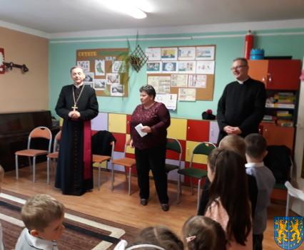 Dobra wizyta wśród przedszkolaków4
