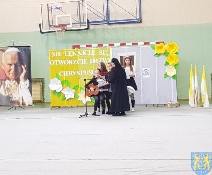 IV Regionalny Konkurs Wiedzy o Janie Pawle II1