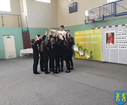 IV Regionalny Konkurs Wiedzy o Janie Pawle II20