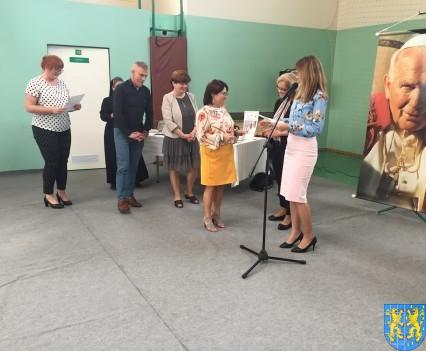 IV Regionalny Konkurs Wiedzy o Janie Pawle II25