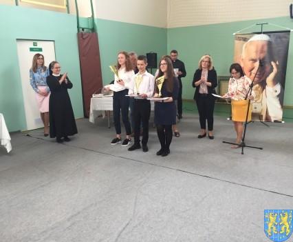 IV Regionalny Konkurs Wiedzy o Janie Pawle II29