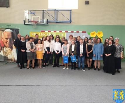IV Regionalny Konkurs Wiedzy o Janie Pawle II32