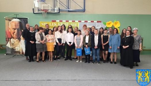 IV Regionalny Konkurs Wiedzy o Janie Pawle II