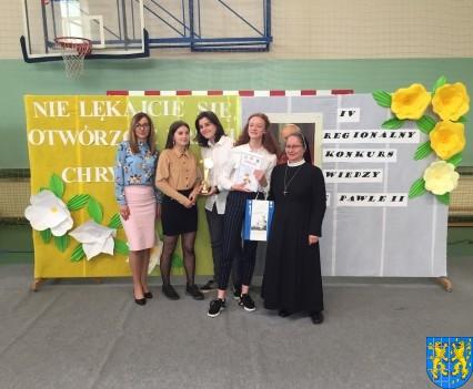 IV Regionalny Konkurs Wiedzy o Janie Pawle II33