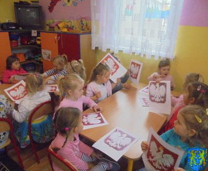 Narodowe symbole bliskie przedszkolakom24