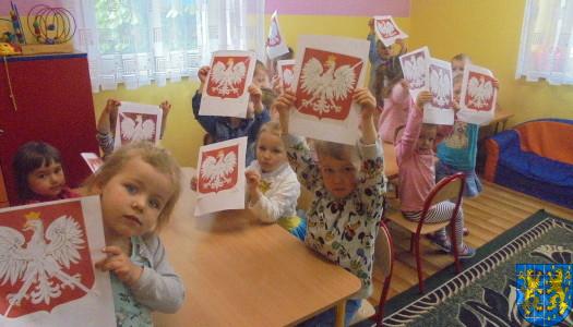 Narodowe symbole bliskie przedszkolakom