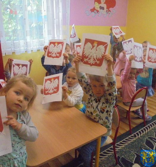 Narodowe symbole bliskie przedszkolakom28