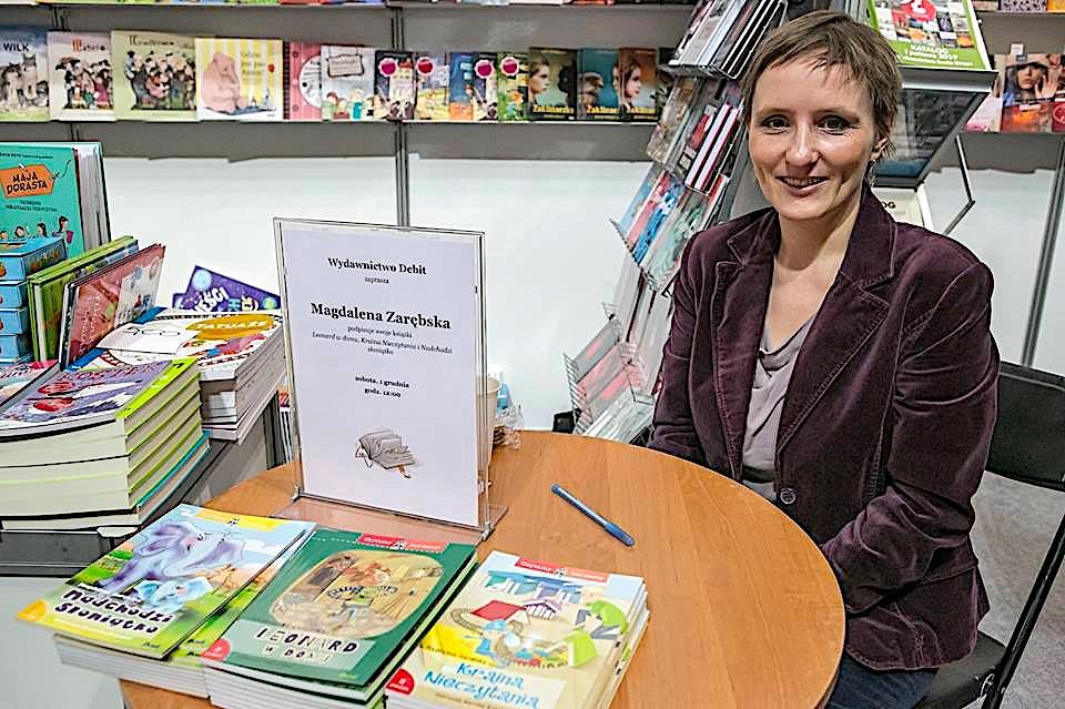 Pisze książki dla dzieci1