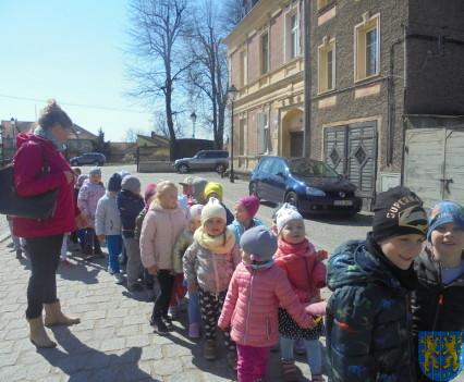 Przedszkolaki uwielbiają spacery1