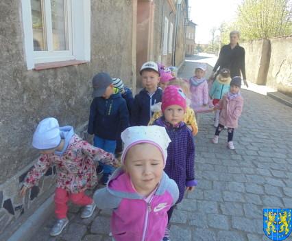 Przedszkolaki uwielbiają spacery12