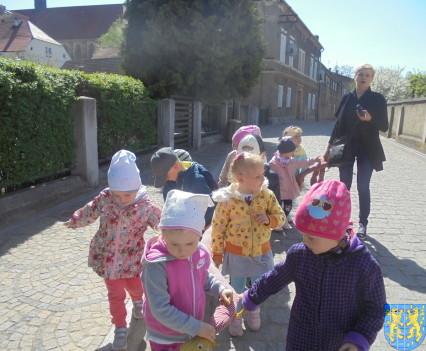Przedszkolaki uwielbiają spacery15