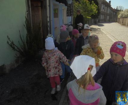 Przedszkolaki uwielbiają spacery17