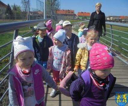 Przedszkolaki uwielbiają spacery18