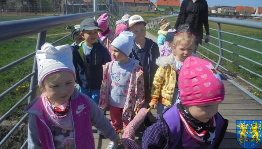 Przedszkolaki uwielbiają spacery
