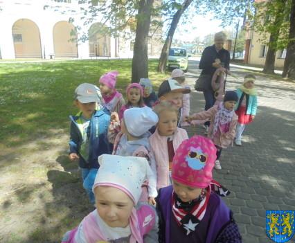 Przedszkolaki uwielbiają spacery19