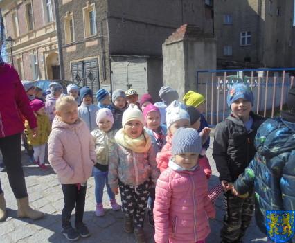 Przedszkolaki uwielbiają spacery3