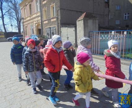 Przedszkolaki uwielbiają spacery4