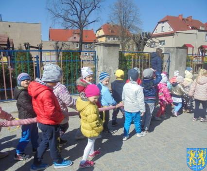 Przedszkolaki uwielbiają spacery5