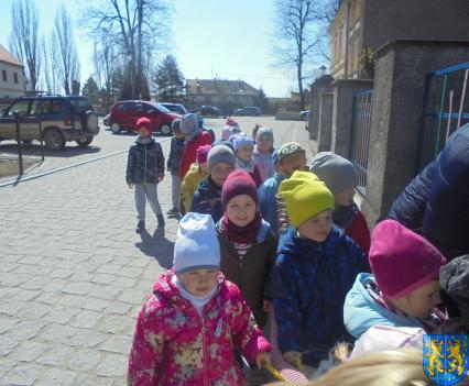 Przedszkolaki uwielbiają spacery6