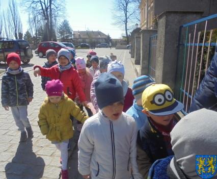 Przedszkolaki uwielbiają spacery7