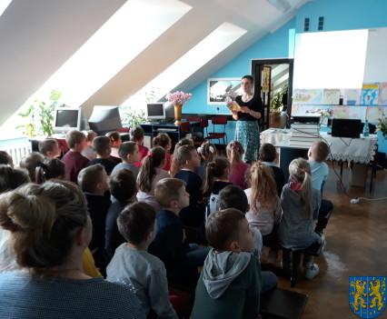 Spotkanie z autorką książek dla dzieci i młodzieży10