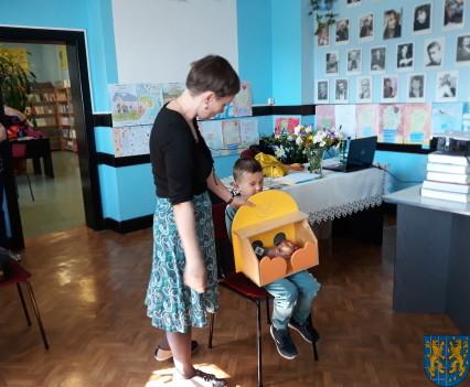 Spotkanie z autorką książek dla dzieci i młodzieży12