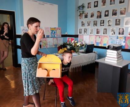 Spotkanie z autorką książek dla dzieci i młodzieży14