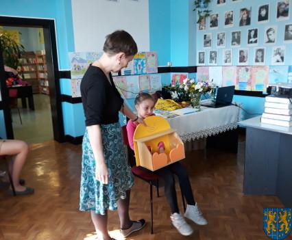 Spotkanie z autorką książek dla dzieci i młodzieży16