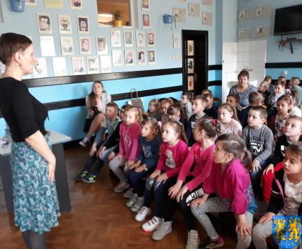 Spotkanie z autorką książek dla dzieci i młodzieży21