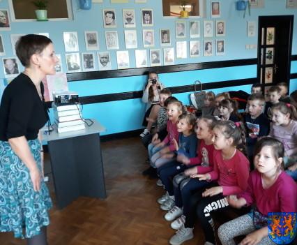 Spotkanie z autorką książek dla dzieci i młodzieży23