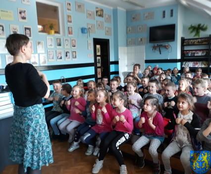 Spotkanie z autorką książek dla dzieci i młodzieży25