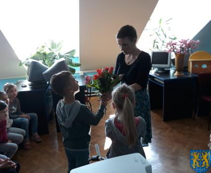 Spotkanie z autorką książek dla dzieci i młodzieży26