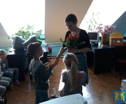 Spotkanie z autorką książek dla dzieci i młodzieży27