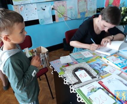 Spotkanie z autorką książek dla dzieci i młodzieży31
