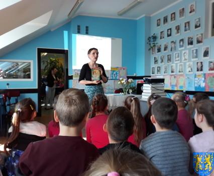 Spotkanie z autorką książek dla dzieci i młodzieży4
