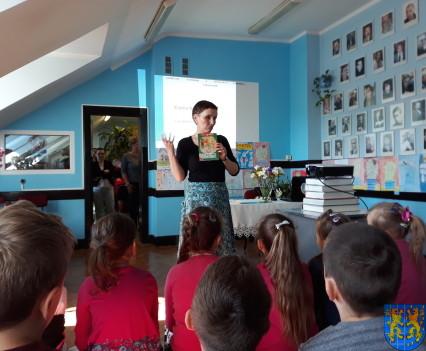 Spotkanie z autorką książek dla dzieci i młodzieży5