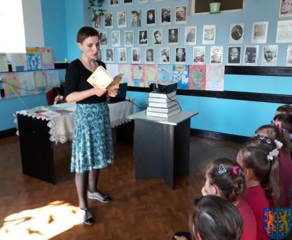 Spotkanie z autorką książek dla dzieci i młodzieży8