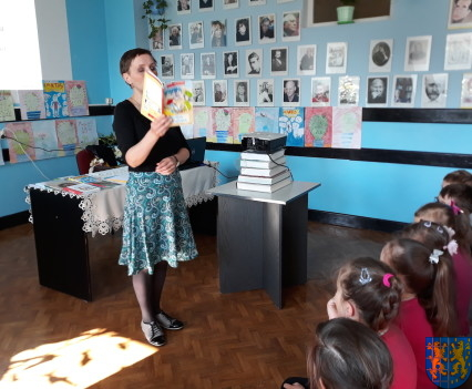 Spotkanie z autorką książek dla dzieci i młodzieży9