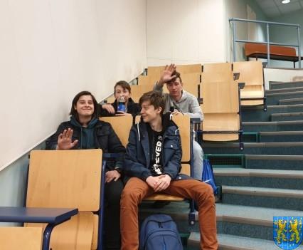 Naszym celem był Instytut Fizyki i Astronomii we Wrocławiu1