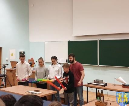 Naszym celem był Instytut Fizyki i Astronomii we Wrocławiu10