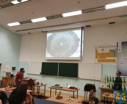 Naszym celem był Instytut Fizyki i Astronomii we Wrocławiu11